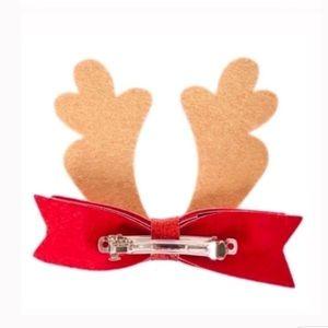 Accessories - Reindeer antlers hair bow